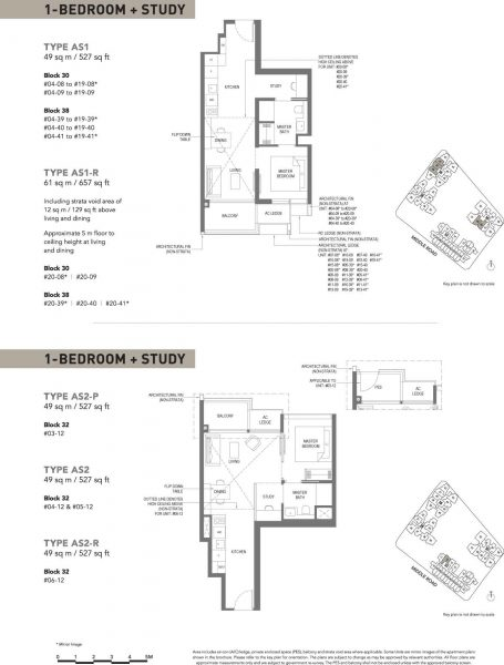 The-M-floor-plans-1-bedroom-study-AS1-AS2