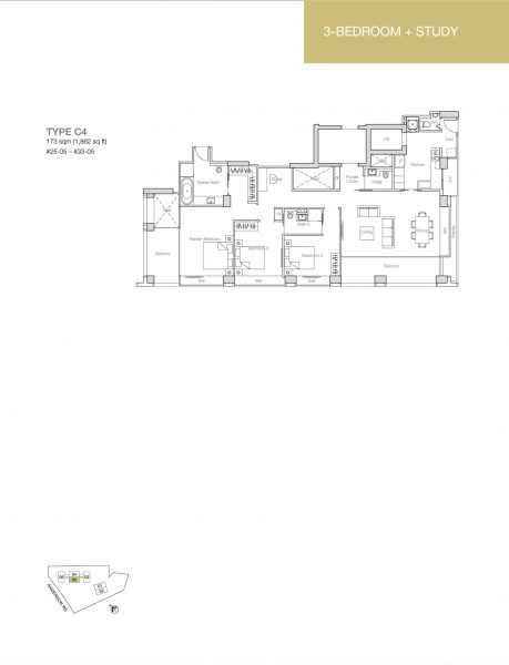 nouvel-18-floor-plan-3-bedroom-study-C4