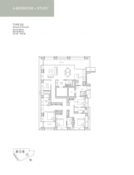 nouvel-18-floor-plan-4-bedroom-study-D2