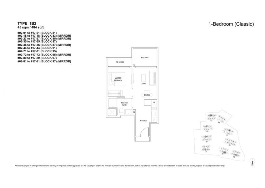 the-florence-residences-floor-plan-1-bedroom-1B2