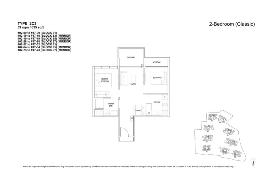 the-florence-residences-floor-plan-2-bedroom-2C3