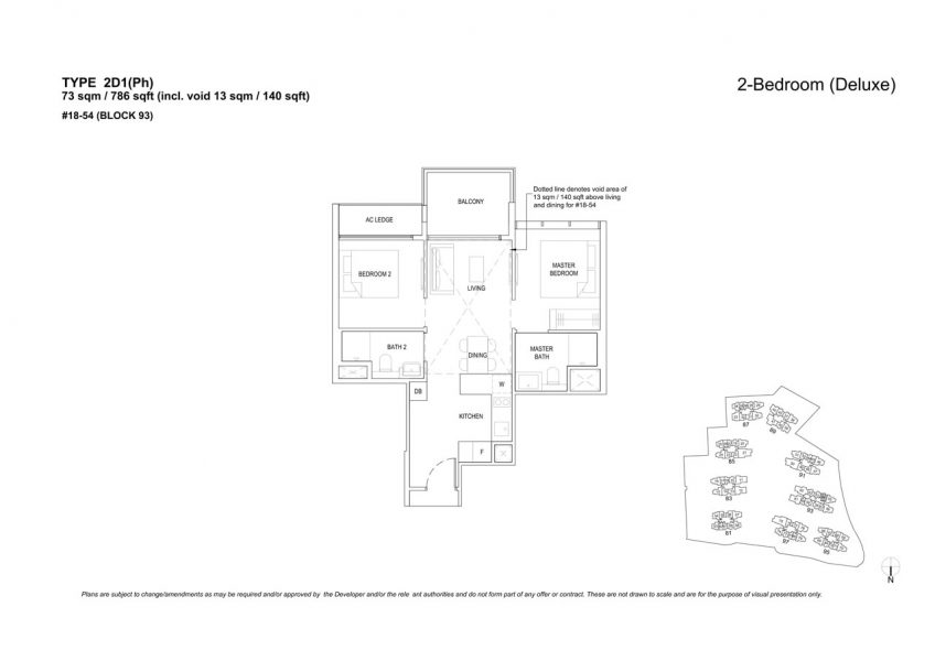 the-florence-residences-floor-plan-2-bedroom-2D1PH