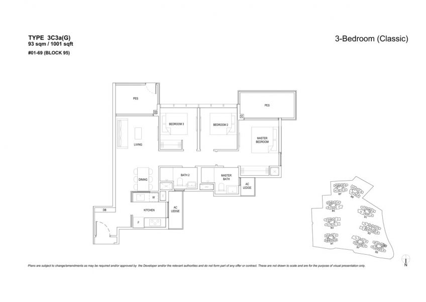 the-florence-residences-floor-plan-3-bedroom-3C3aG