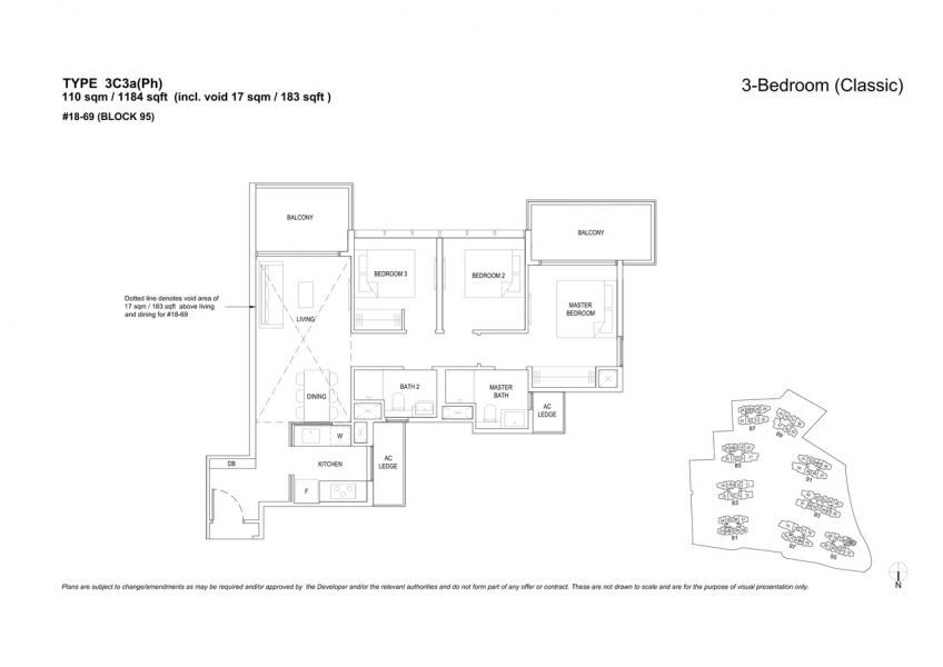 the-florence-residences-floor-plan-3-bedroom-3C3aPH