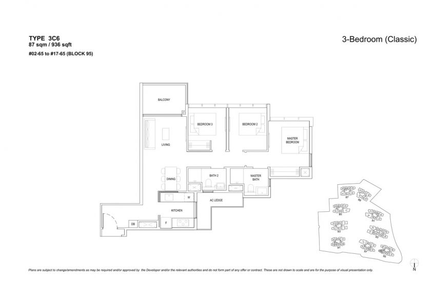 the-florence-residences-floor-plan-3-bedroom-3C6