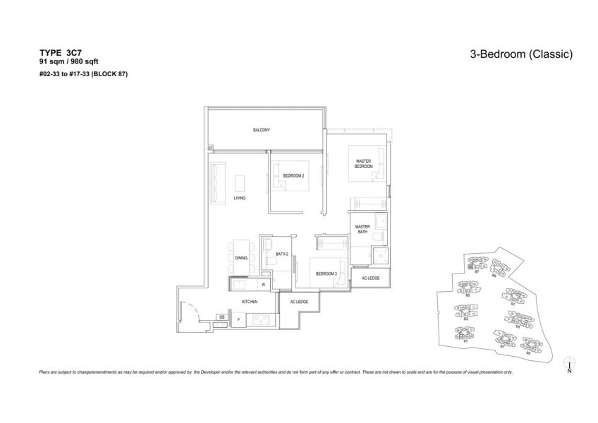 the-florence-residences-floor-plan-3-bedroom-3C7