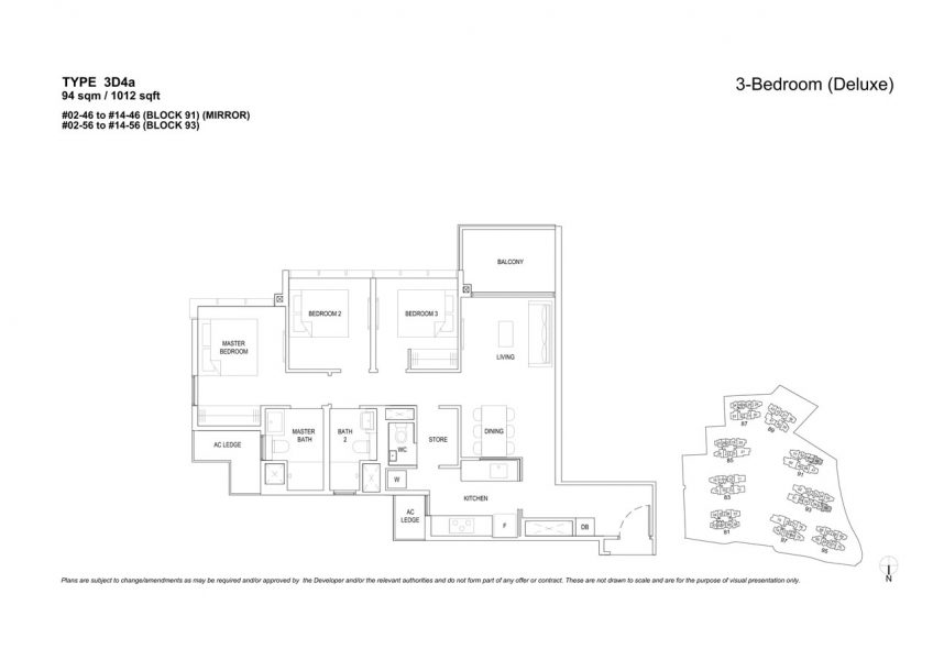 the-florence-residences-floor-plan-3-bedroom-3D4a