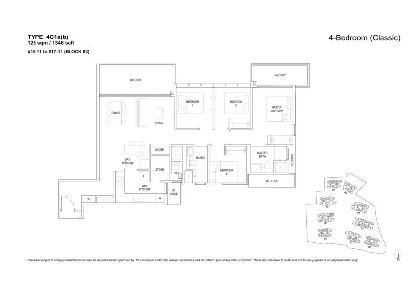 the-florence-residences-floor-plan-4-bedroom-4C1ab
